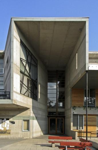 Chilearq proyectos - Alejandro aravena arquitecto ...