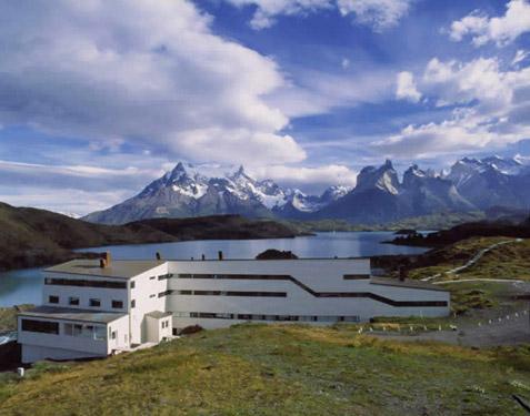 Hotel Explora Patagonia 1º Etapa