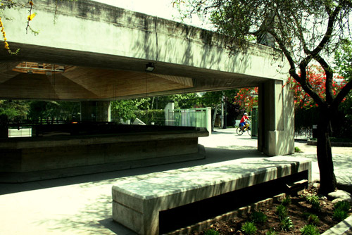 Pabellon Parque de las Esculturas