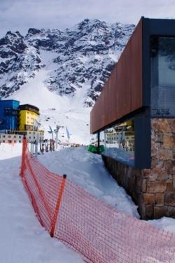 Skibox Portillo