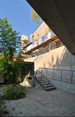 Ampliación Biblioteca Lo Contador