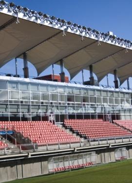 Estadio Bicentenario Nelson Oyarzún Arenas - Chillán